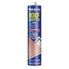 Selleys 300g Roof & Gutter Silicone Sealant Manor Red