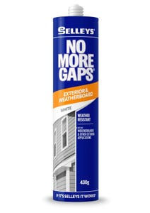 Selleys 430g No More Gaps Exterior & Weatherboard