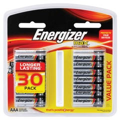 Energizer Battery AA Max 30 Pack