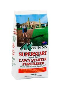 Lawn Starter Superstart 2.5kg