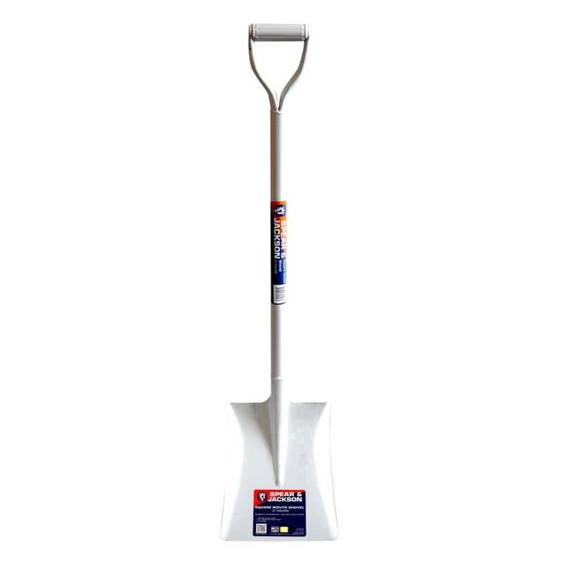 Spear & Jackson All Steel Shovel D Handle