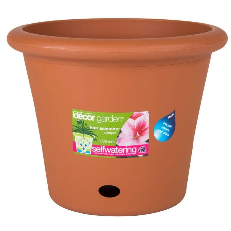 Décor Four Seasons Pot Terracotta 336mm
