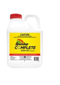 Roundup Complete Herbicide 5L
