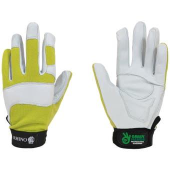 Rhino Premium Ladies Gloves Green