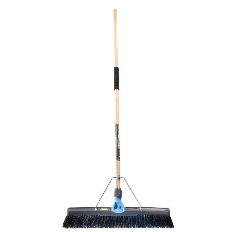 Broom Extra Stiff Titanium 600mm