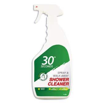 Cleaner Shower Spray & Walk RTU 1L 30 Seconds