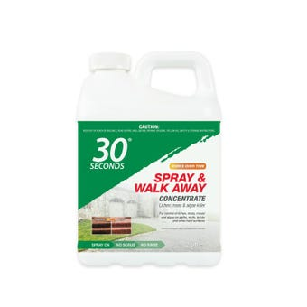Cleaner Spray & Walk With Hose
