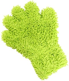 Glove Microfibre Dusting