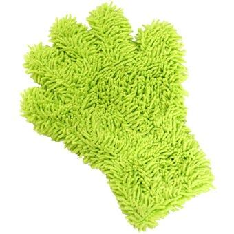 Glove Microfibre Dusting