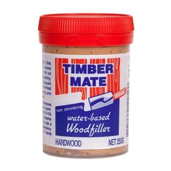 Timber Mate Woodfiller 250g Hardwood