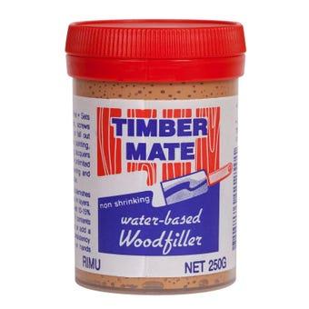Timber Mate Woodfiller 250g Rimu