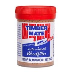 Timber Mate Woodfiller 250g Cedar