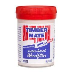 Timber Mate Woodfiller 250g White