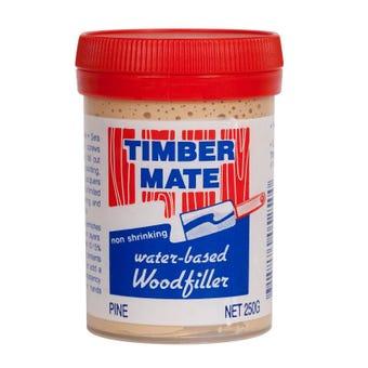 Timber Mate Woodfiller 250g Pine