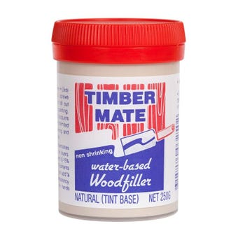 Timber Mate Woodfiller 250g Natural