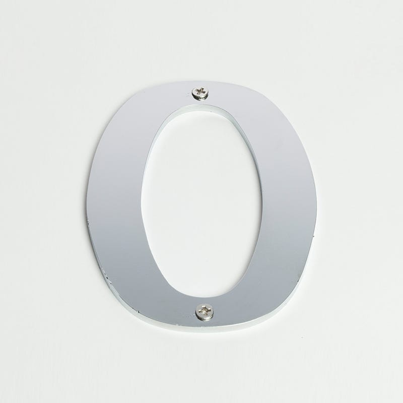 Sandleford Numeral Stainless Steel 100mm