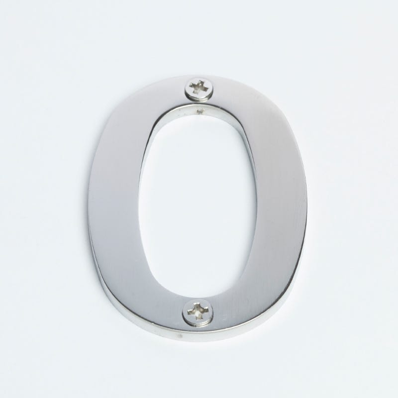 Sandleford Numeral Stainless Steel 60mm