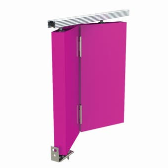 Cowdroy Barracuda Folding Door Set 915mm
