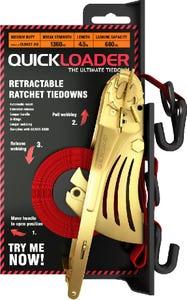 Quickloader - 680kg Lashing Capacity - Handyman Single