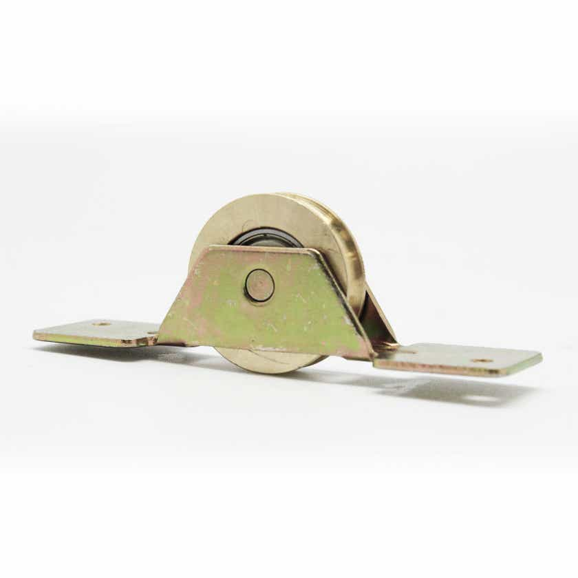 Cowdroy Concave Brass Wheel Sheave
