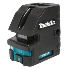 Makita Self Levelling Crossline Laser with Plumb Laser