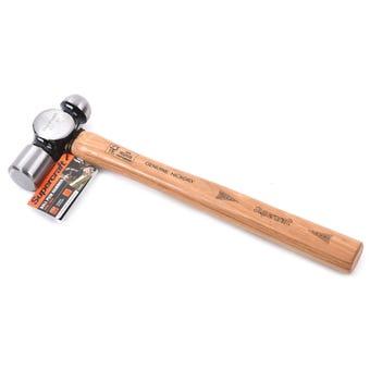 Supercraft 32oz Timber Handle Ball Pein Hammer