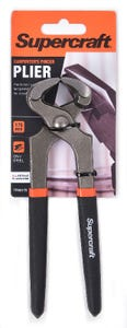Supercraft 175mm Pincer Carpenters Plier
