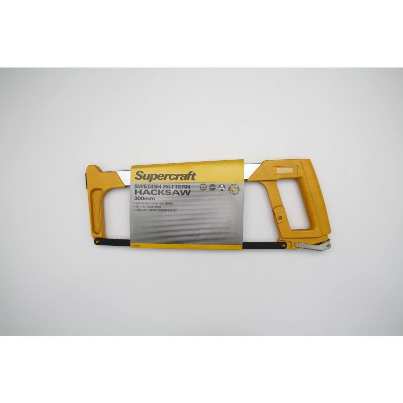 Supercraft 45/90 Degree Cast Aluminium Grame Hacksaw
