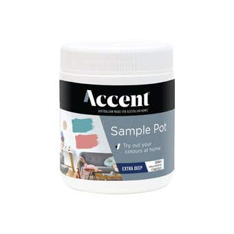Accent® Interior Low Sheen Extra Deep 500ml