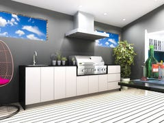 Principal Outdoor Kitchen