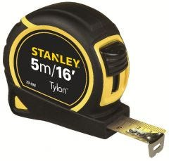 Stanley 5m/16' Tylon Tape Measure