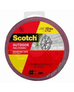 Scotch Outdoor Mounting Tape 25mm x 11.4m