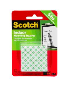 Scotch Mounting Square 25mm Pack of 48