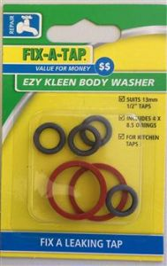 Washer Body Tap Ezy Kleen 13Mm Cd5