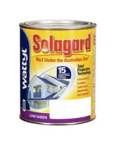 Solagard Low Sheen White 1L