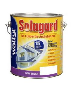 Solagard Low Sheen Stb 4L