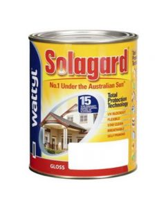 Solagard Gloss Mission Brown 1L