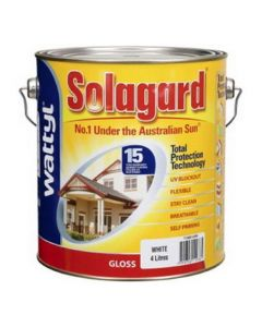 Solagard Gloss Mission Brown 4L