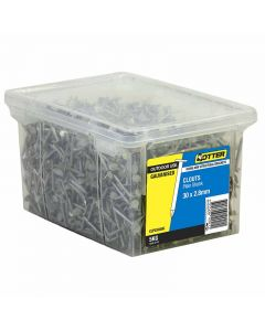 Otter Nail Clout Galvanised 30x2.80mm (5Kg)