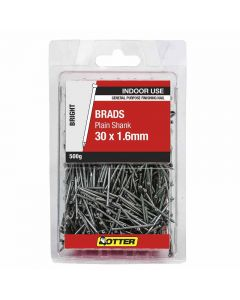 Otter Nail Bullet head Bright Steel 30x1.60mm (500G)