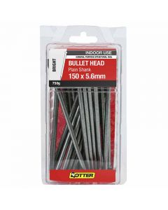 Otter Nail Bullet head Bright Steel 150x5.60mm (750G)