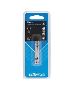 Sutton Tools 2 Pack 4.85mm Panel Tupoint Drill Bit