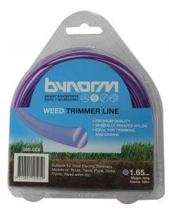 Bynorm 1.65mm x 100m Trimmer Line Purple 250g