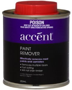 Accent® Paint Remover 250ml