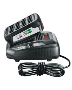 Bosch Green 18V 2.5Ah Battery & Charger Combo Kit 1600A01185