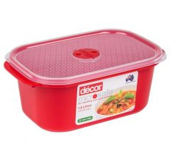 Microsafe® Oblong Container 1.6L