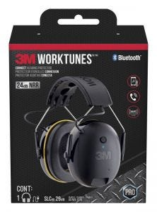 3M Worktunes Wireless Earmuffs with Bluetooth