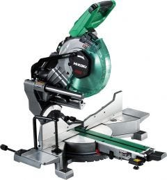 Hikoki 36V Brushless Slide Compound Mitre Saw Kit