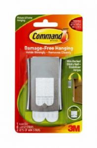 Command Hook Wire Back Large