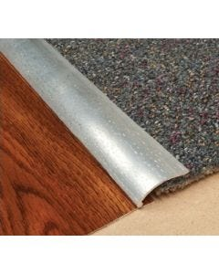Edge Transition Trim Pewter 1.8M